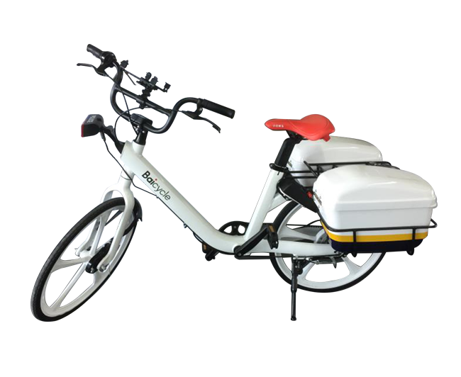 Bai Petroleum bike