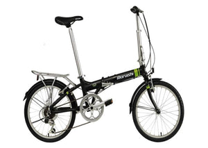 Maruishi MKA 072 - Folding Bike (20 inch, 7 speed)