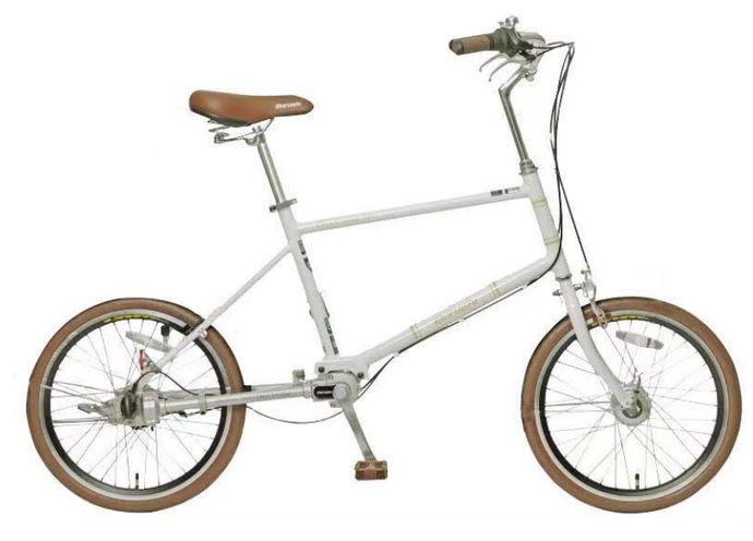 Maruishi ZT 2033- City Bike (20 inch, Internal 3 speed bike)