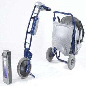 Tzora - Foldable and Detachable 3 Wheel Mobility Scooter (Elite)