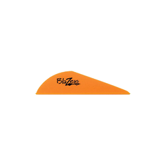 "Blazer Vanes 2"" Neon Orange"