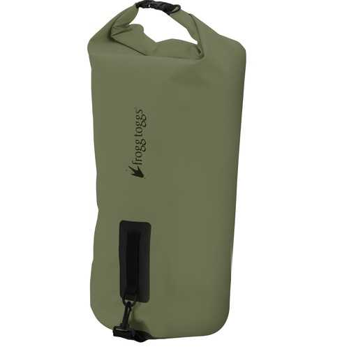 Frogg Toggs PVC Tarp Waterprf Dry Bag /Cooler Insert L Green