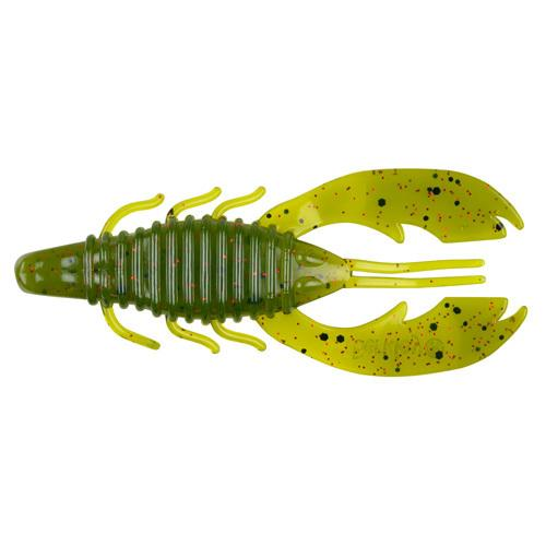 "Havoc Craw Fatty Soft Bait 4"" Length, Watermelon Red, Per 8"