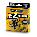 "EZ Fluorocarbon Line Spool 200 Yards, 0.010"" Diameter, 6 lbs Break Strength, Clear"