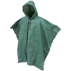 Ultra-Lite 2 Poncho with Hood Green