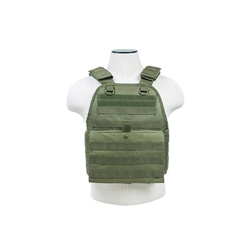 Plate Carrier Vest Green