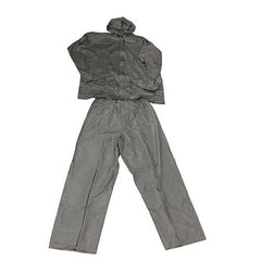 Adult All-Weather Rain Suit X-Large, Gray
