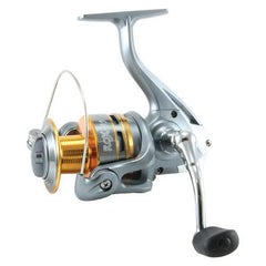 "ROX Spinning Reel 5.1: 1 Gear Ratio, 2BB Bearings, 12 lb Max Drag, 29"" Line Retrieve"