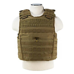 Expert Plate Carrier Vest Tan