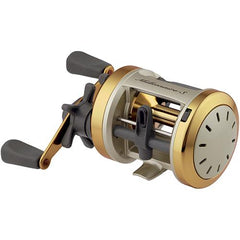 Millionaire-S Baitcasting Reel 300, 5.1:1 Gear Ratio, 2BB, 1RB Bearings, 11 lb Max Drag, Right Hand