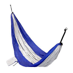 Vism Hammock, Blue and Silver
