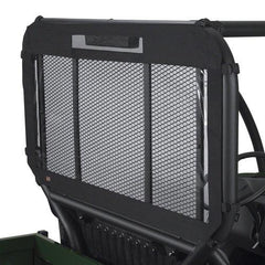 Classic UTV Rear Window - Kawasaki Mule 600 and 610
