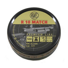 R10 Match Heavy .177 8.2gr (Per 500)