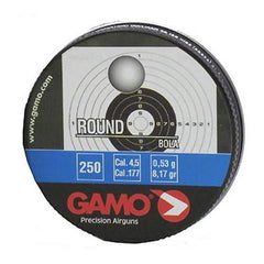 Roundball Pellets (BB'S) .177 Caliber