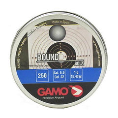 Roundball Pellets (BB'S) .22 Caliber