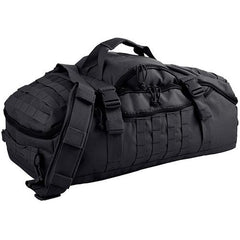 Red Rock Traveler Duffle Bag - Black