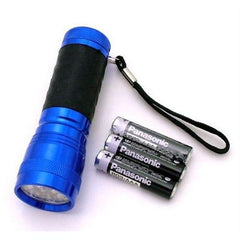 CLOSEOUT SALE 14 Bulb Led Flashlight FL30714BL