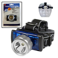 SALE Closeout 3 WATT Head Lamp FL8303HL