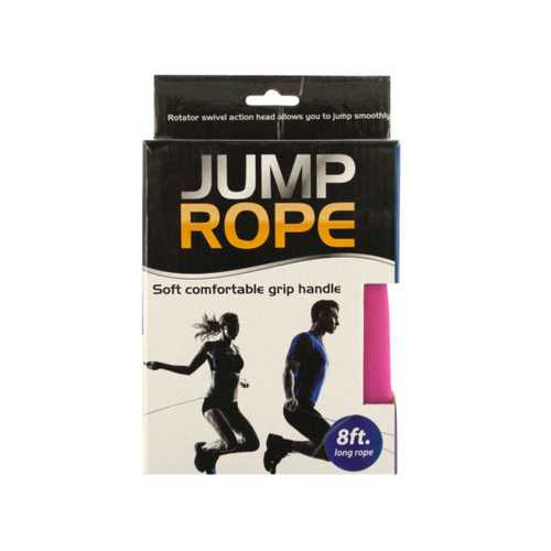 Soft Grip Jump Rope ( Case of 6 )