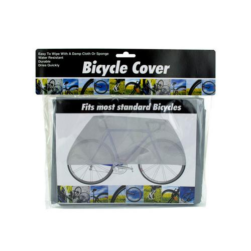 Plastic Bicycle Cover ( Case of 16 )