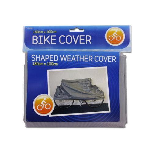 Plastic Bicycle Cover ( Case of 24 )