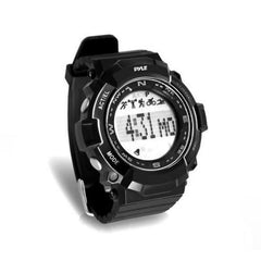 Multi-Function Sports Wrist Watch, Sleep Monitor, Pedometer Step Counter and Stop Watch (Black)