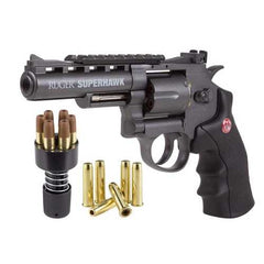 Ruger Superhawk Metal CO2 Dual Ammo, Revolver Kit