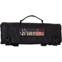 12 Survivors First Aid Rollup Kit (pack of 1 Ea)