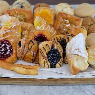 Assorted Handmade Pastries
