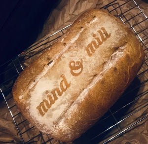 Custom Designed Bread Stencils