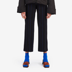 Piping Pants, Striped - AVAVAV-Piping Pants, Striped (3931828092997)