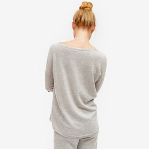 Cashmere Sweater Grey