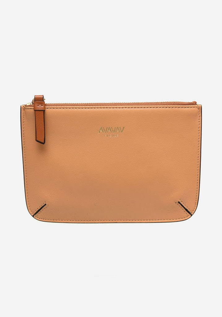 Small Pouch in Camel - AVAVAV-Firenze