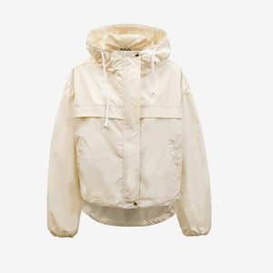 Wind Jacket, Cream