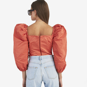 Puffy Top, Orange