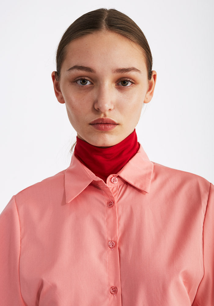 Short Sleeve shirt pink