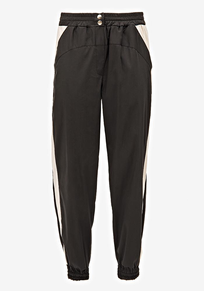 Track Pants Black - AVAVAV-Firenze