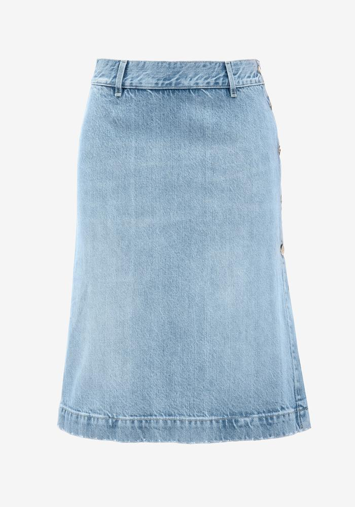 AVAVAV Denim Skirt - AVAVAV-Firenze