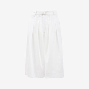 Bermuda Pants Off-white