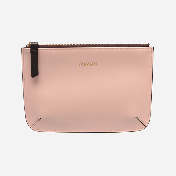 Small Pouch in Light Pink