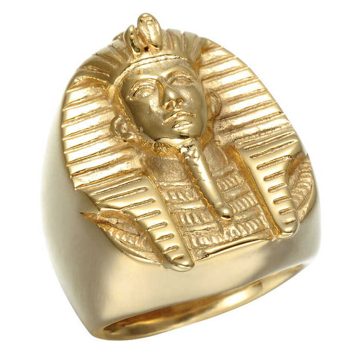 Mysterious Egyptian Pharaoh Ring