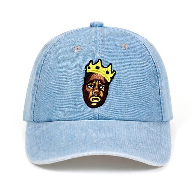Relevant Denim Dad hats