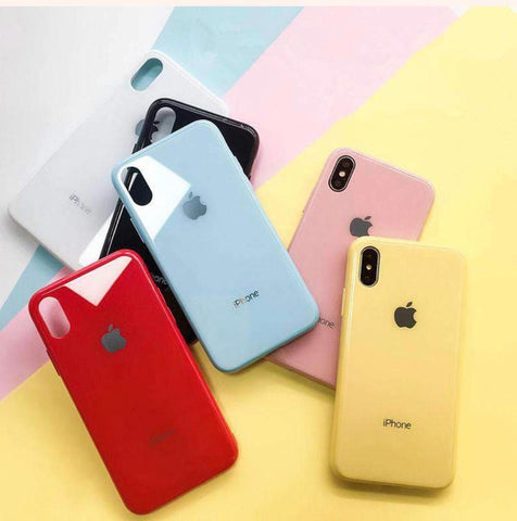 Candy Color iphone Cases