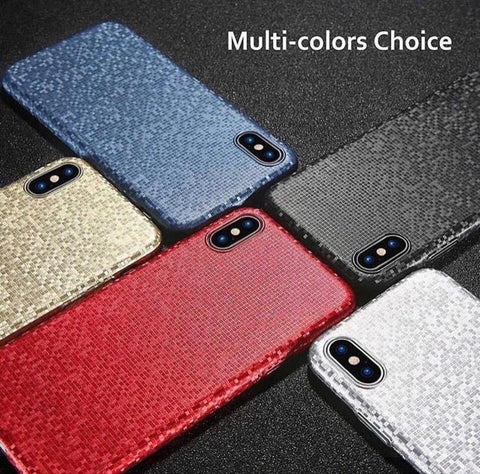 Mosaic case for IPhone X