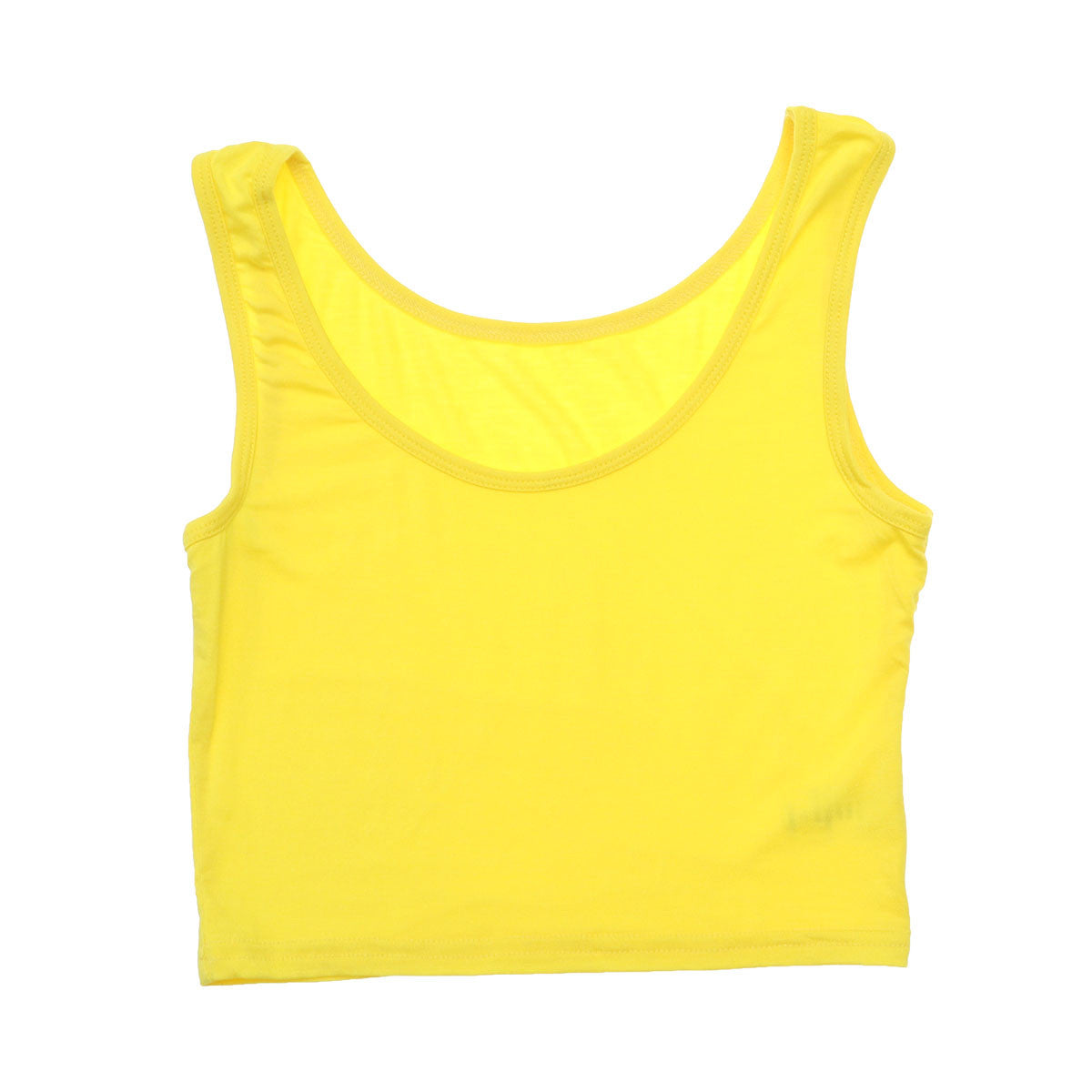 'Melissa' - Cropped Yoga Tank Top