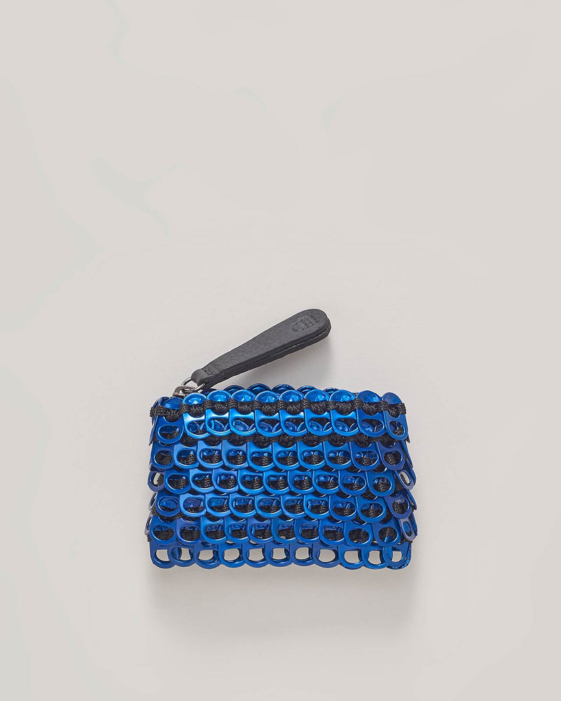 Rosa Anodised Purse