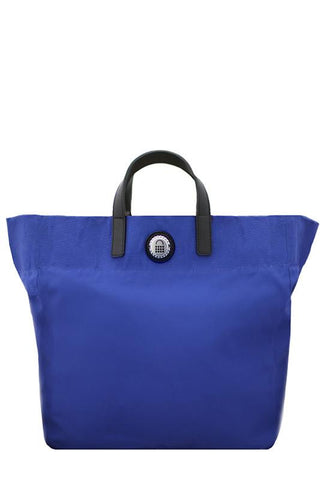 Rangau Tote Bag - Blue - Front