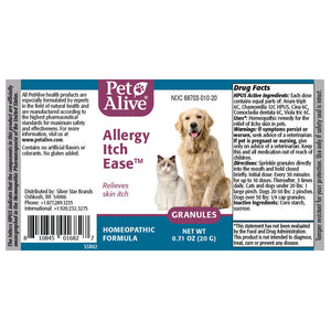 Allergy Itch Ease™ Granules for Skin Itch and Allergies