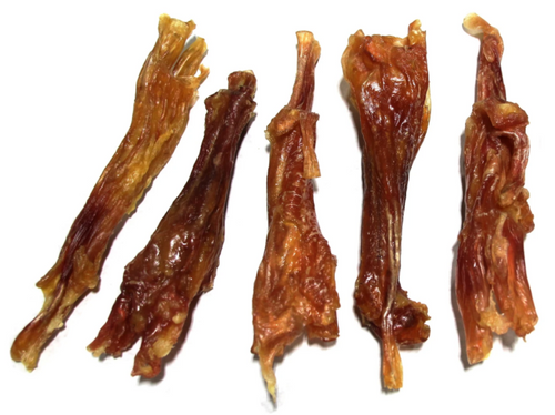 Large Beef Tendons - 5 Pack