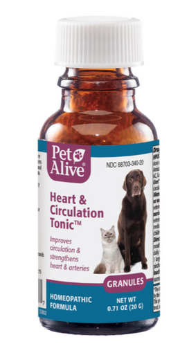 Heart and Circulation Tonic™ for Healthy Circulation